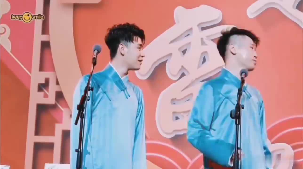 张云雷和杨九郎就是大小孩,两人虽经常打闹,但却不会相互讨厌