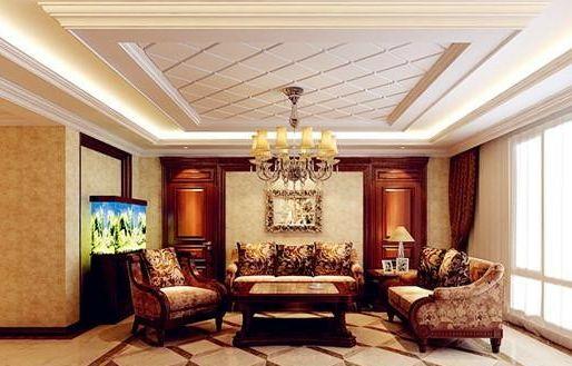 美式复古风格温馨的住所,对美好生活的向往,体现科技