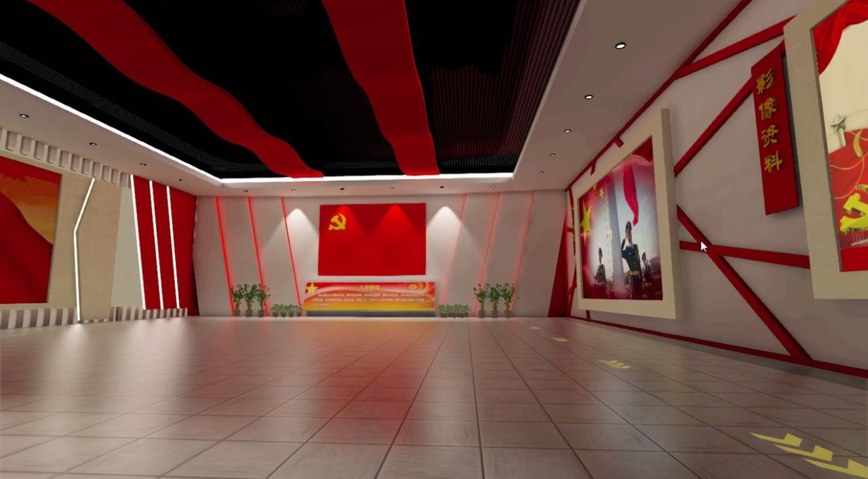 VR党建教育展厅有哪些优点呢?