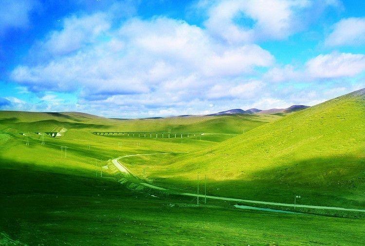 风格摄影:色彩斑斓的草原风光,美的无法呼吸