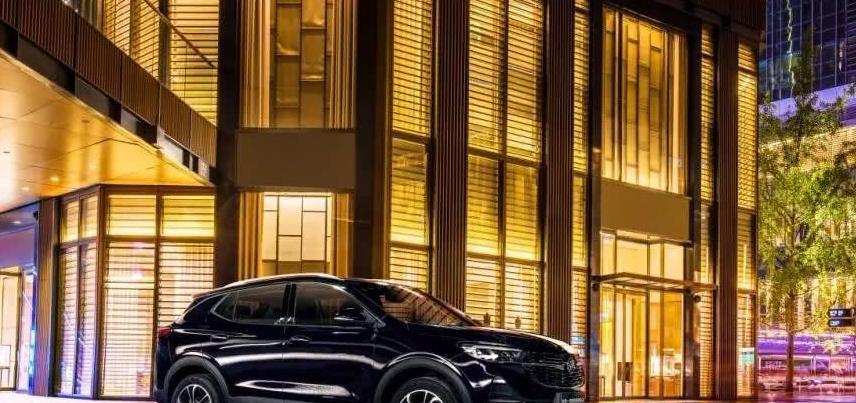 昂科拉GX 一台为年轻人设计的家用SUV