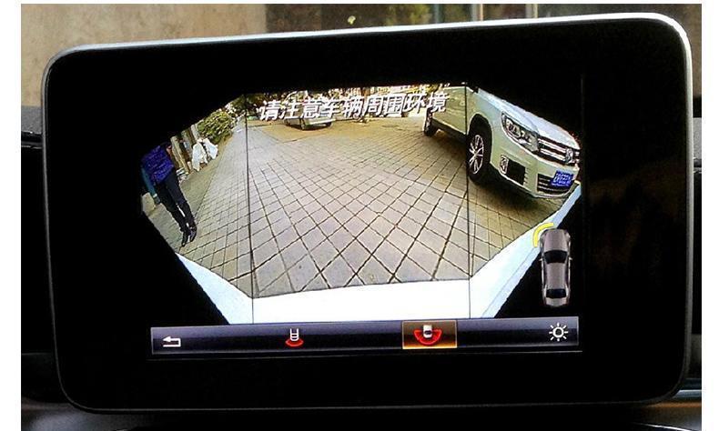 奔驰原厂倒车影像改装,惠城江北改装,哪里有奔驰原厂改装件