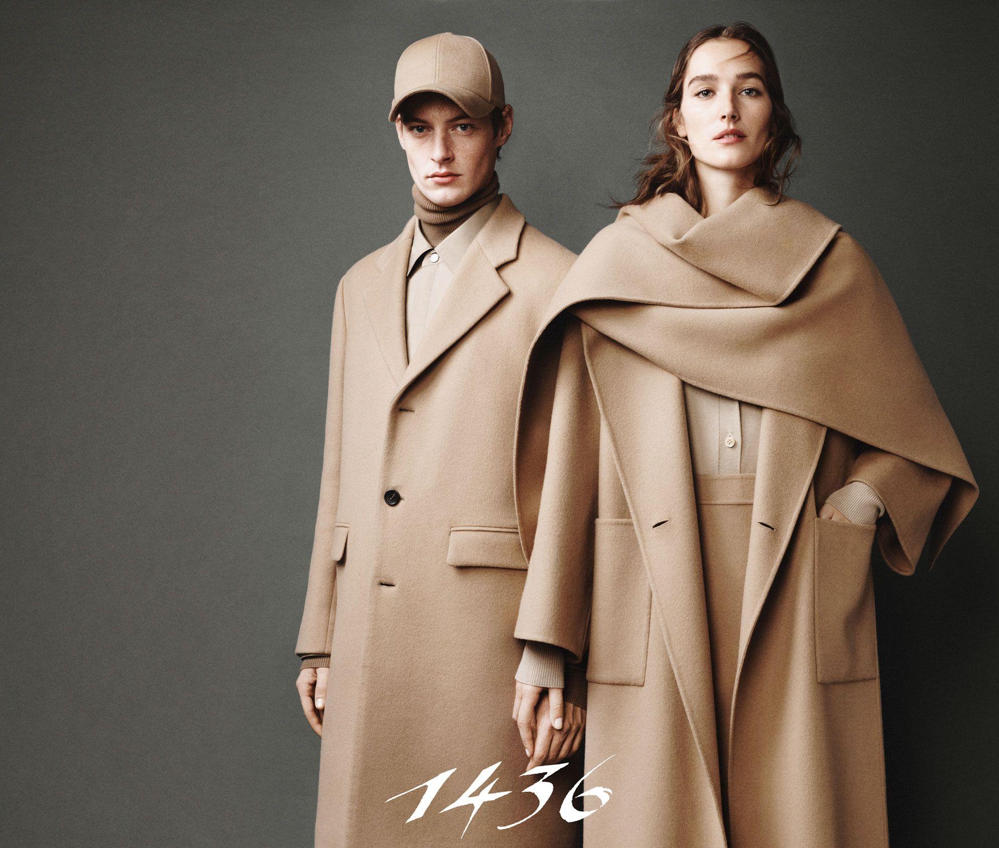 时尚界的冬款已经来到!驼色大衣永恒经典!
