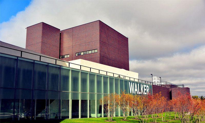 沃克艺术中心的景观,了解一下?