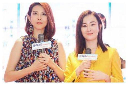 年纪相仿的蔡少芬和张檬扮演母女,网友纷纷表示:妈比闺女有看头
