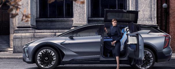 颠覆出行认知,华人运通智能纯电超跑SUV全球首发