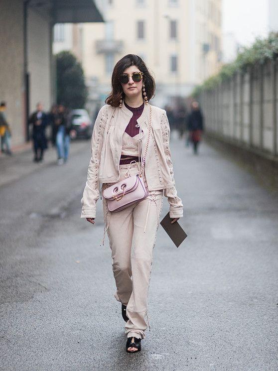 世界如此美好,见到那么时尚的女孩,这几款穿搭真有范!
