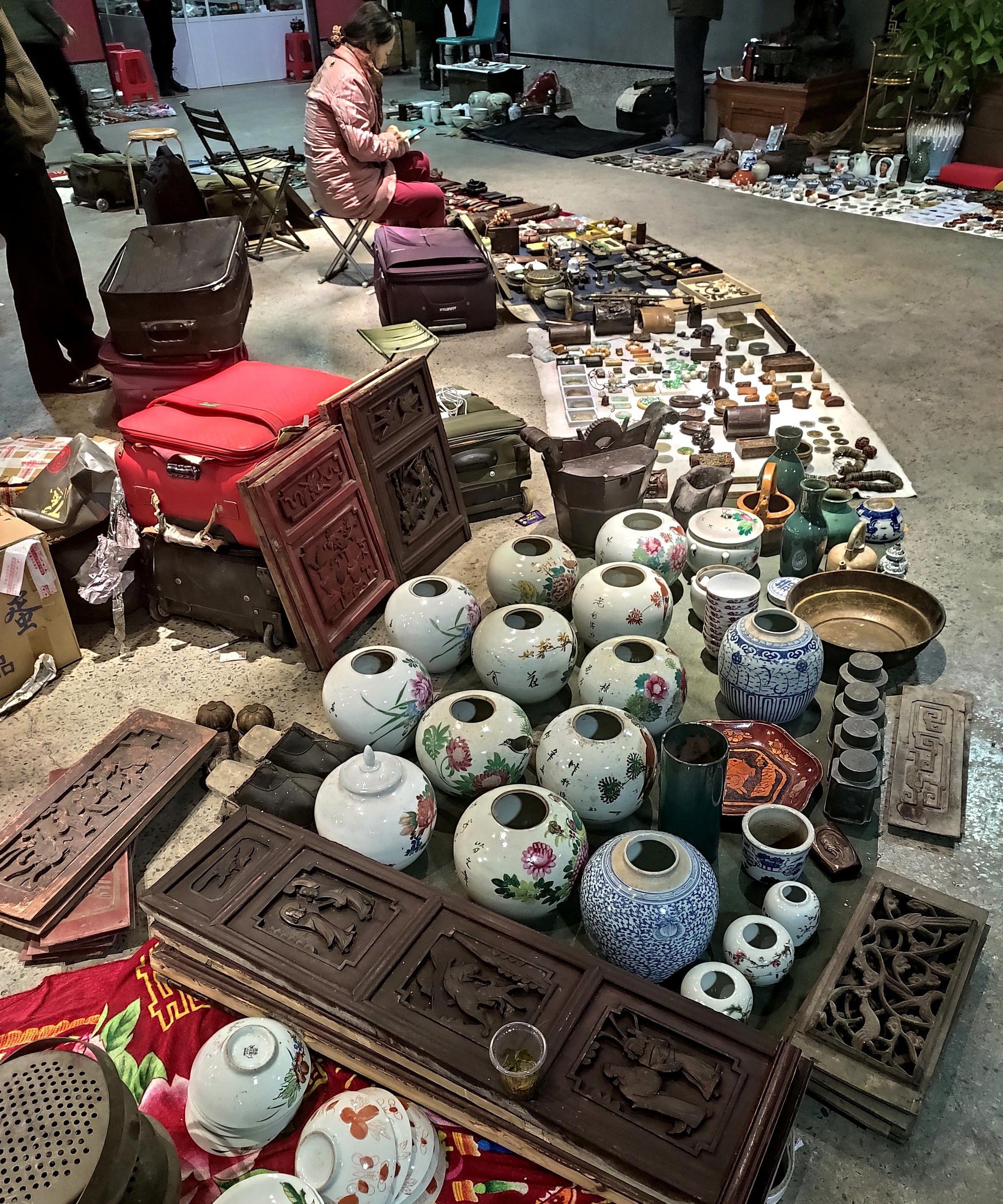 宜昌举办冬季全国古玩收藏品交流会