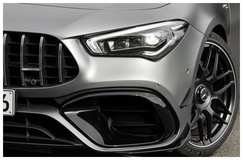 性能大提升,解析全新奔驰AMG-CLA45 S