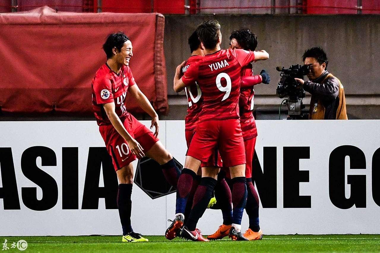 日职联:大阪钢巴濒临降级!客场掀翻鹿岛鹿角?