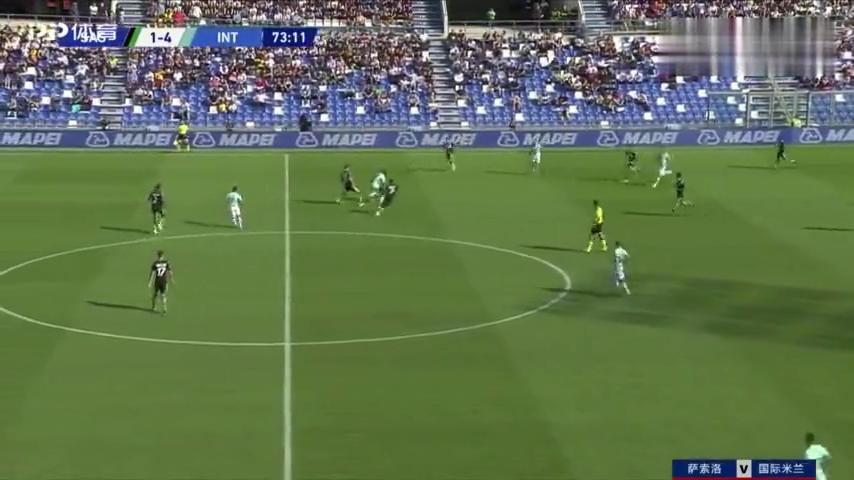 博加助攻,久里契奇推射破门!萨索洛2-4国际米兰