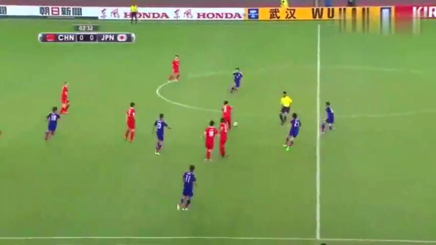 2015东亚杯在武汉中国11日本获亚军,武磊率先破门!