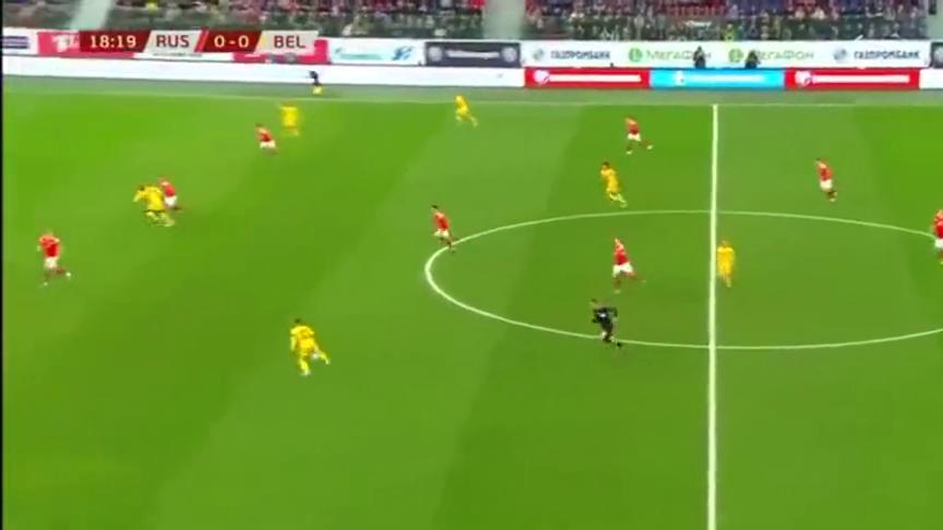 阿扎尔兄弟进3球,卢卡库传射,欧预赛比利时客场41大胜俄罗斯!