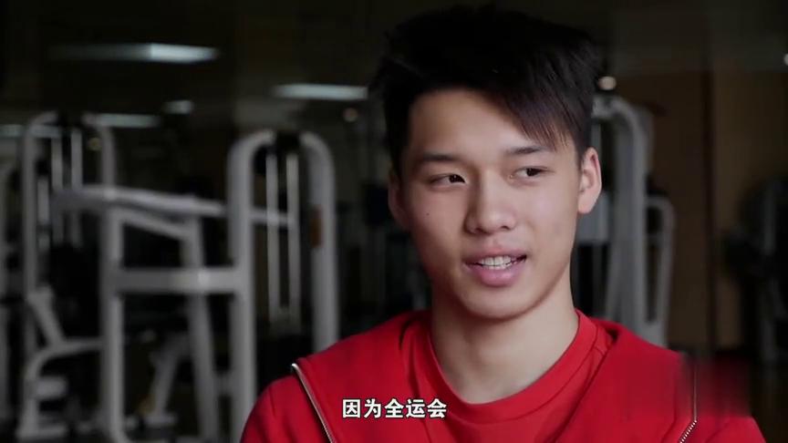陈艾森参加全运会10米跳台,直言:全国赛比国际赛难太多了!