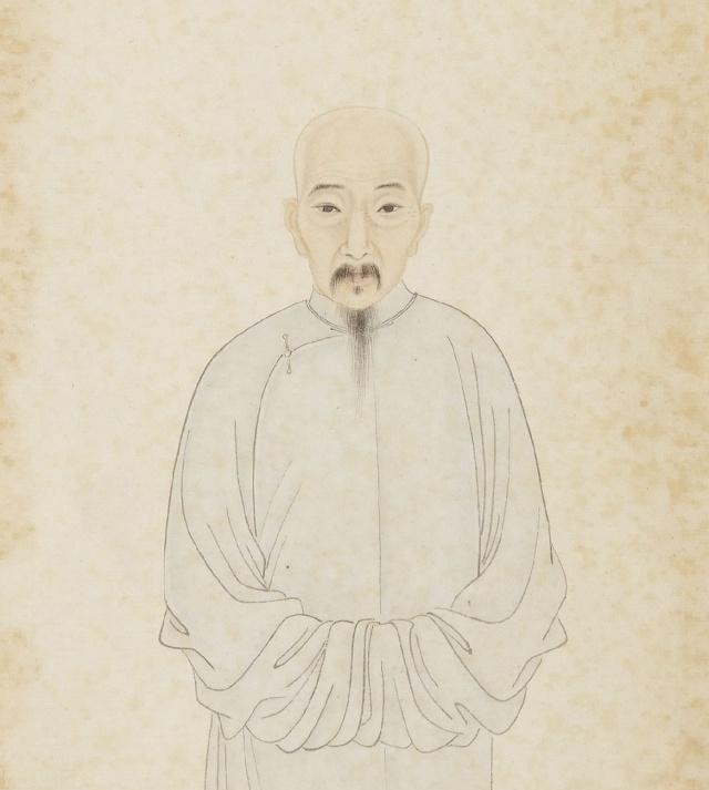 刘墉书法,字体端整,下笔劲爽,有飘逸之姿,深得乾隆赞誉