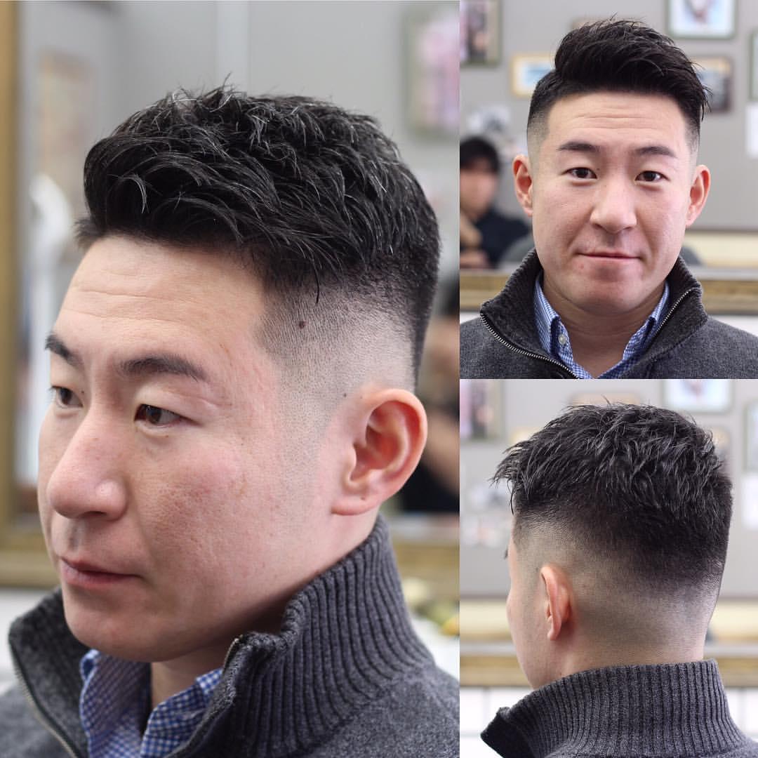 2019年,男生就流行这样的发型图片