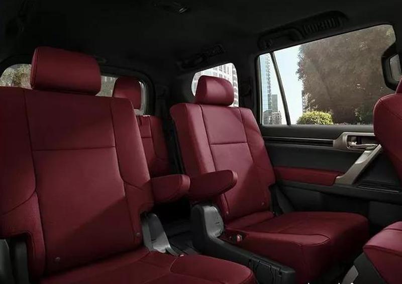 外观大改,配置提升,4.8L+V6,全新雷克萨斯GX460是你想要的吗