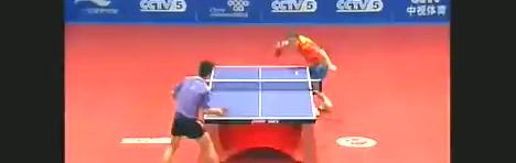 2007直通萨格勒布 世乒赛 男单 马琳VS马龙 乒乓球比赛视频 剪辑