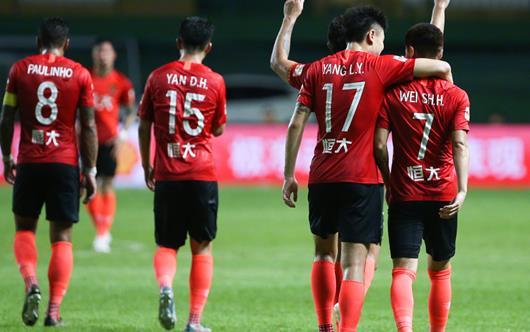 紧随广州恒大步伐,新赛季中超联赛2豪门球队或刮起青春风暴