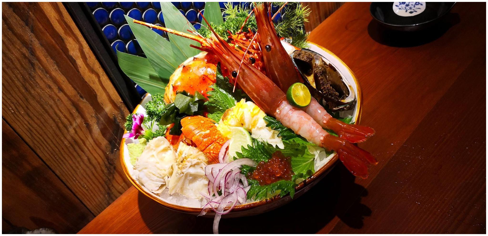 吃海鲜刺身配什么?辣根很低端,黄芥末只是入门级!