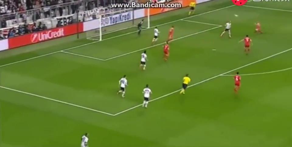 欧冠1718-18第2回合-贝西克塔斯1-3拜仁慕尼黑