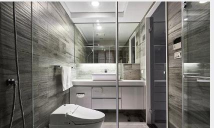 7个浴室装修设计技巧,让洗澡成为一种享受