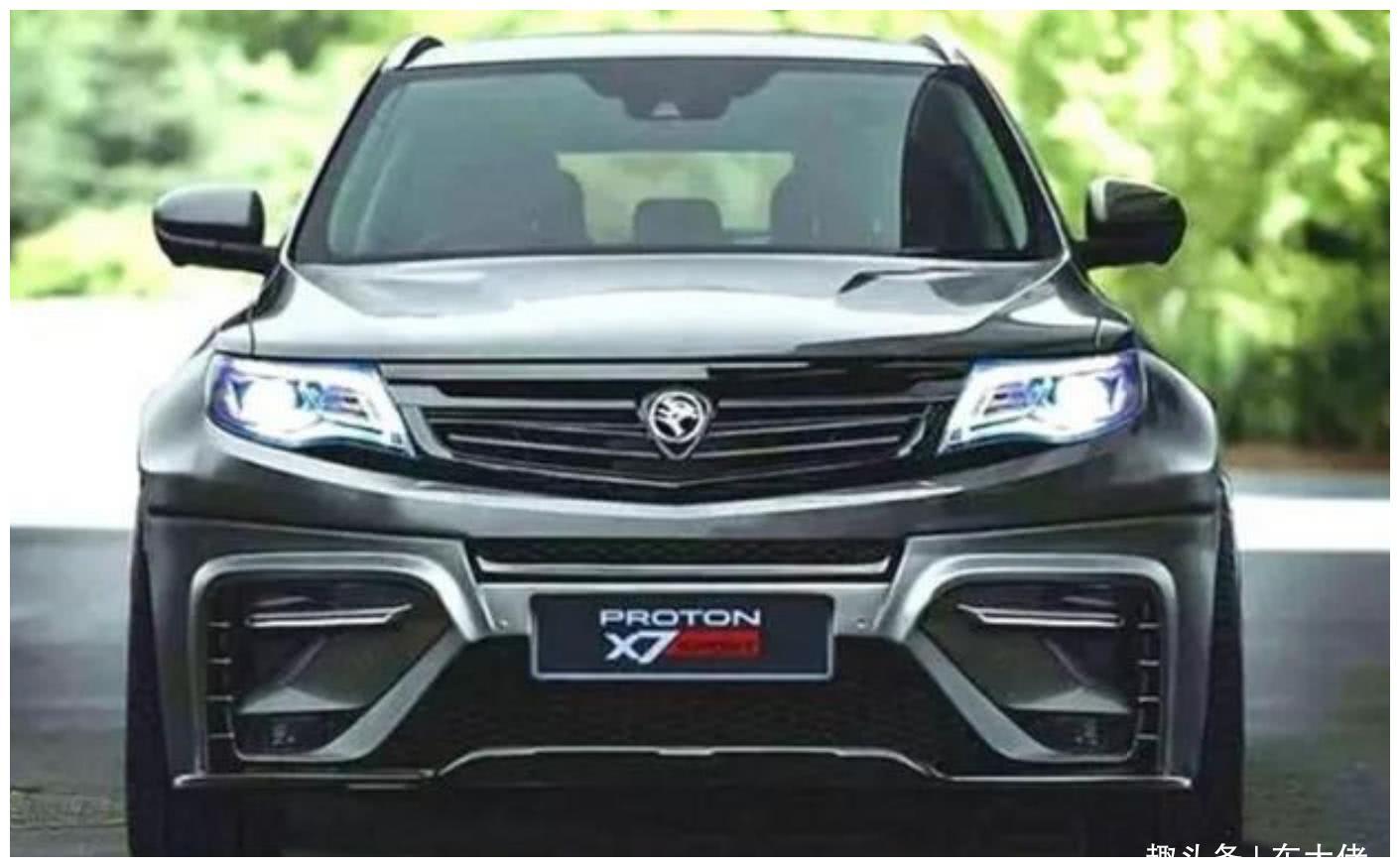 吉利放大招了,全新SUV比哈弗H6还美,配虎头车标,或10万