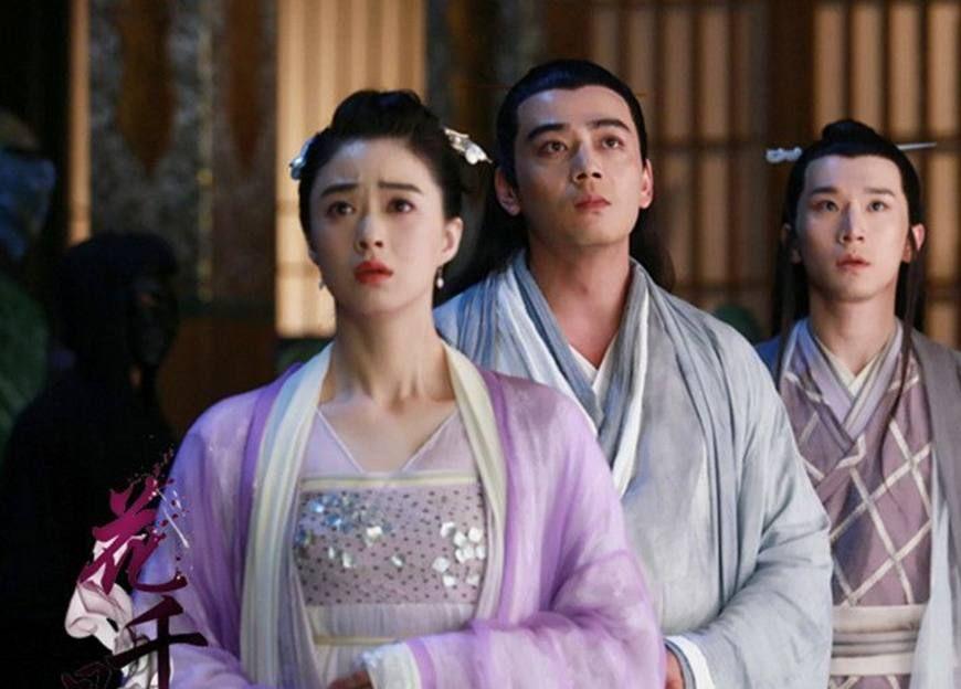 紫薰浅夏令人着迷的4套仙女裙,蒋欣的古装衣品真是完美到爆