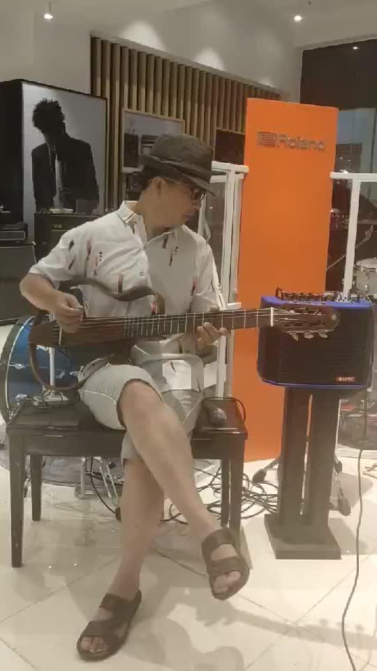 袁志升:静音吉它演奏