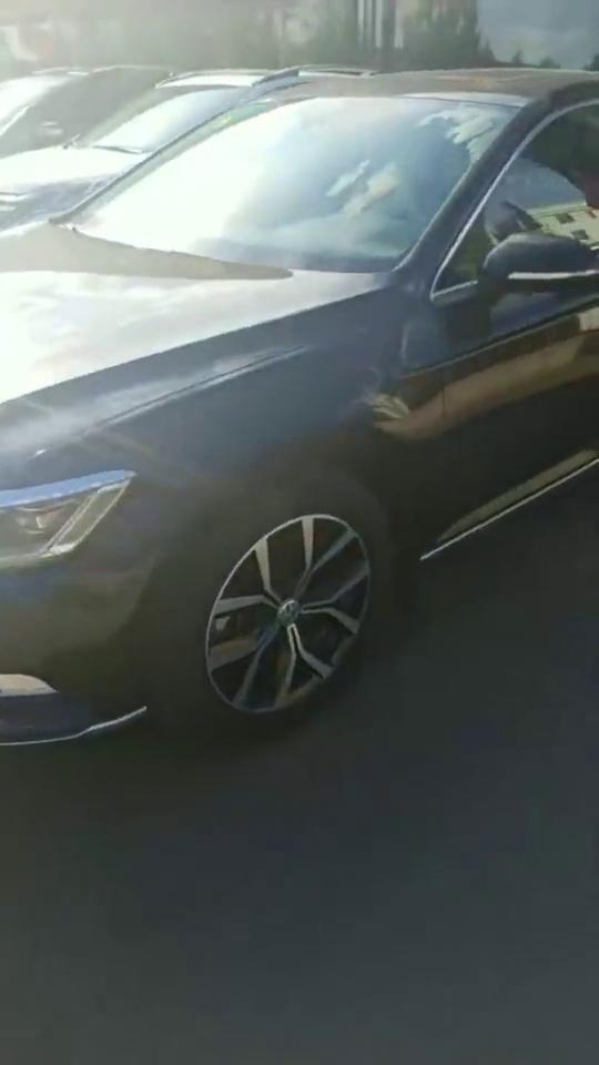 视频:都说是最保值的迈腾车型,大家觉得呢