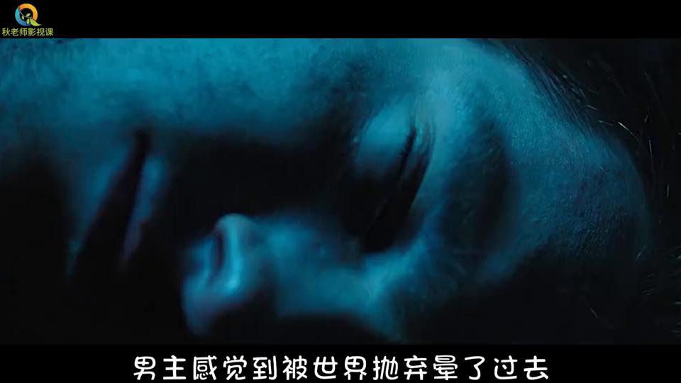 男子天生能操纵空间,一抬手就能进入另一个世界,一部科幻电影!