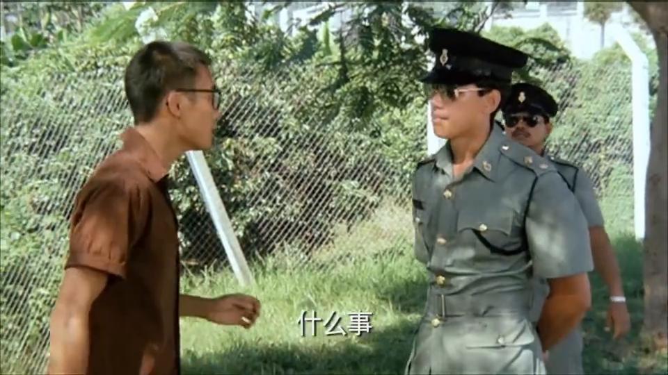 梁家辉:想请你帮忙换监狱,乌鸦哥:监狱不是住旅馆,说换就换
