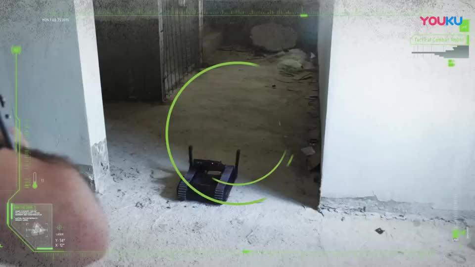 以色列推出武装机器人弹无虚发可以称之为恐怖分子的噩梦