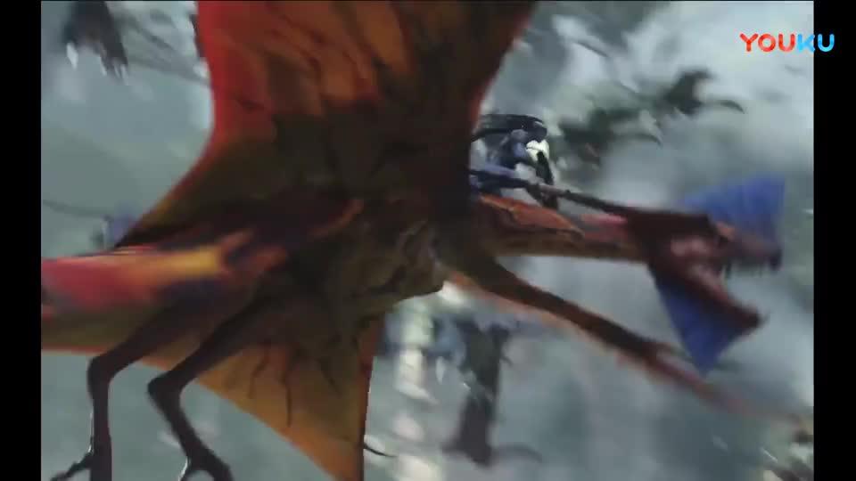 人类的武装机器人杀伤力太大 阿凡达的勇士也不示弱
