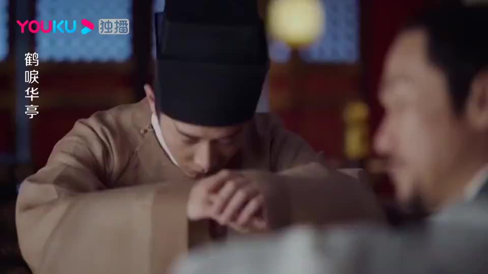 鹤唳华亭太子妃赴宴中毒指定凶手是陆文昔萧定权慌了