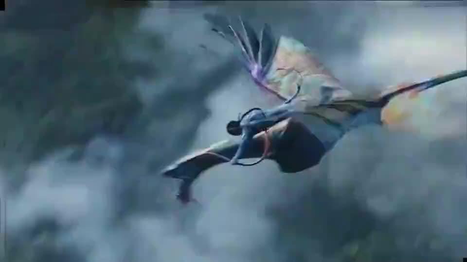 还记得《阿凡达》的取景地是中国的张家界吗
