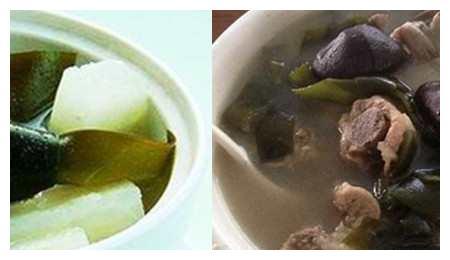 海带排骨汤营养丰富又健康快来试试吧!