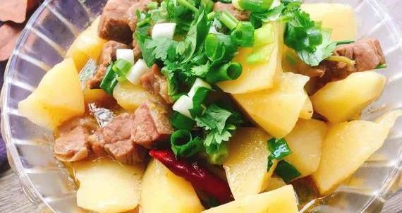 土豆和这菜才是