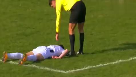足坛再传噩耗!克罗地亚25岁球员遭球击中胸口不幸身亡!