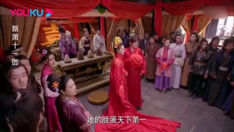 新郎新娘正要拜堂,突然出现了两个诡异的木偶,竟唱着恐怖的歌谣
