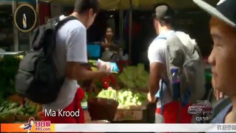 极速前进金钟国与李光洙进泰国菜市场这泰语说得太搞笑了