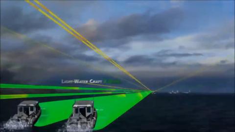 相控阵雷达在防范外来入侵时起到的作用展示