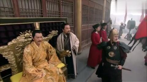 薛丁山一路收服众多高手,还娶了个如花似玉的媳妇,李治感慨万分