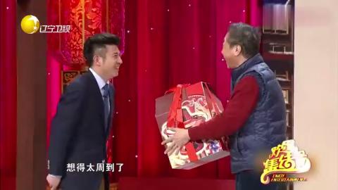 女儿男友带礼物来,被误认为是收藏者,冯巩客气的招待