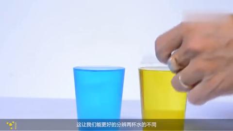 水分子在不断运动?相同温度的水源混合,为何区别还这么大