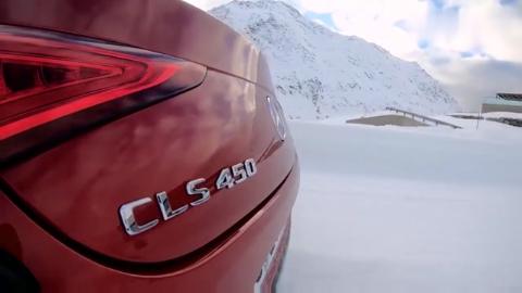 2019款奔驰CLS450四门轿跑,看到外观和内饰还考虑奥迪A7吗?