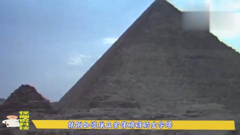 """牛人动手能力极强,用木块自制""""金字塔""""成品让人惊艳"""