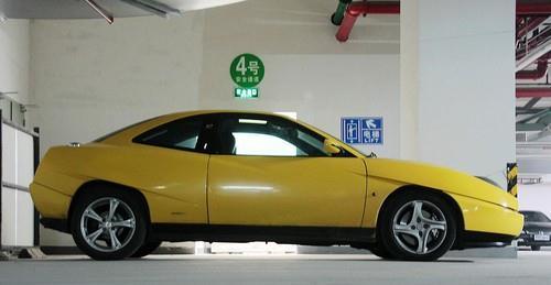 小伙花7万买辆二手跑车,90年代的稀罕物,车灯都设计在引擎盖