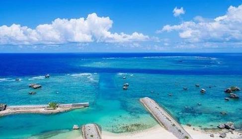 日本这个城市远离本岛,处处都是中国风,当地人亲近中国游客