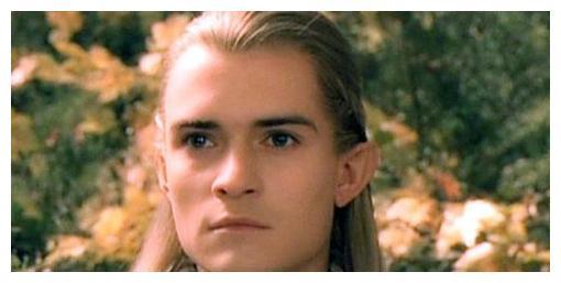 魔戒人物中最帅的人竟是他!迷人的样子堪称古天乐版杨过!